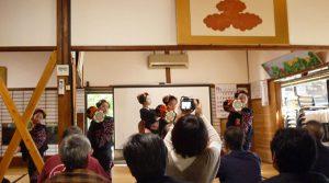 舞踊団 花童の日本舞踊