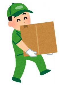 商品の梱包・発送