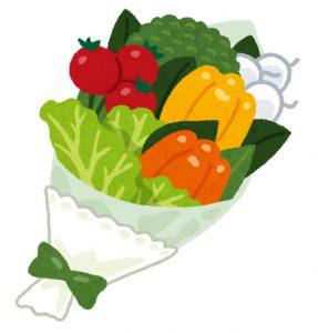 ブランド野菜のイラスト
