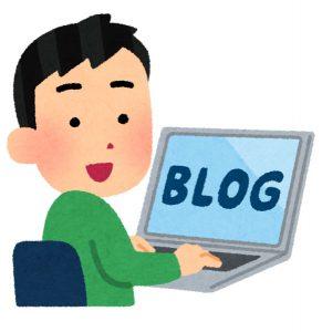 ブログを書いている農家さん