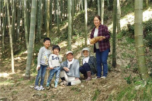 八女農園のメンバー